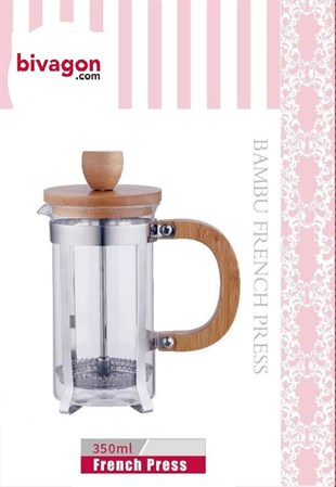 KATEGORI}BVG 5027 French Press 350 Ml Bambu{